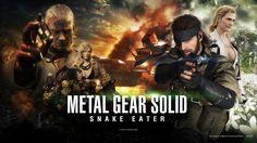 Metal Gear Solid Snake Eater Pachislot Wallpaper #MetalGearSolid #mgs #MGSV #MetalGear #Konami #cosplay #PS4 #game #MGSVTPP