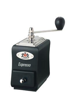 Kahvimyllyt - Kori - Zassenhaus, Santiago espressomylly