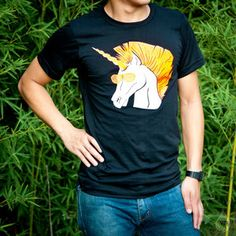 Get On Your High Horse Tee, now featured on Fab.