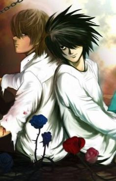 "You should read ""Death Note. (L x Reader x Light)"" on #wattpad #fanfiction"