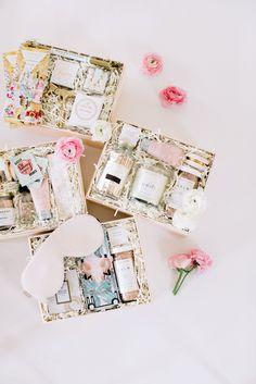 Build the perfect Bridesmaid gift box with BOXFOX // www.shopboxfox.com