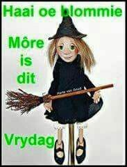 More is dit Vrydag Afrikaanse Quotes, Goeie More, Good Morning Coffee, Friday Humor, Christmas Ornaments, Van, Holiday Decor, Anime, Night