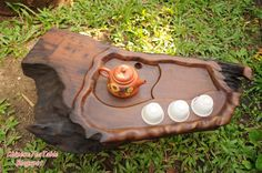 Chinese Tea Table: Third Chinese Tea Tray Project