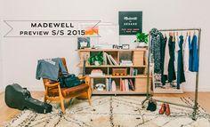 Driely S. nos presenteia mais uma vez com imagens lindas e exclusivas. Dê uma espiada no preview da coleção do verão 2015 da Madewell, nossa queridinha.