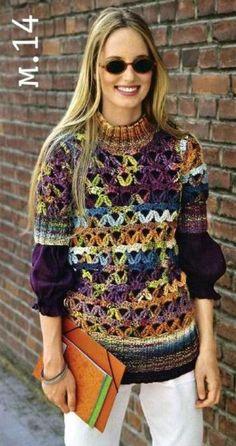 "Knit"" № 9 2011 г., модель 14"