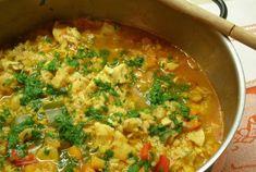 Algarve, Portuguese Recipes, Portuguese Food, Portugal, Carne, Risotto, Cake Recipes, Seafood, Rice