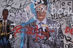Le Marais, Paris / Wall Street Art, 2013 © Stefane Ardenti