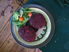 beet veggie burgers