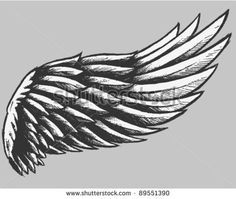 Eagle Wings Drawing | imgbucket.com - bucket list in pictures!