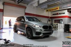 2015 FROZEN GRAY F15 BMW X5 ON 22IN FORGESTAR F14 WHEEL ModBargains Full performance installation shop & warehouse inventory for hundreds of aftermarket brands. Please Call Us If You Have Any Questions About Our Products or Services 714-582-3330