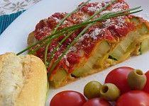Okra, Mozzarella, Pesto, Baked Potato, Zucchini, French Toast, Tacos, Potatoes, Treats
