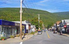 Phoenicia, New York, Catskills