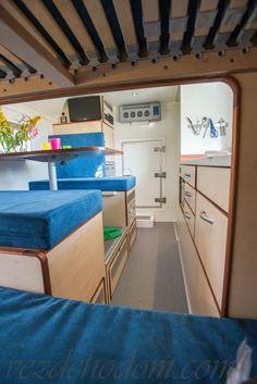 Проект дом на колесах для бездорожья Unimog 1850L Double Cab. - Авто Трэвел - Форум о домах на колесах - Где? Что? Почем? - Вездеходные автодома для охоты и рыбалки