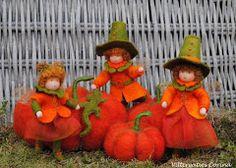 Pumpkin elves