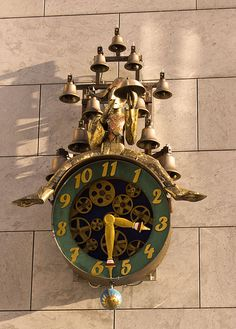 Solothurn Clock