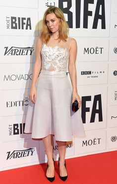 Pin for Later: It Was a Brit Affair at the British Independent Film Awards Vanessa Kirby