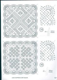 Photo Lace Doilies, Crochet Doilies, Bobbin Lacemaking, Bobbin Lace Patterns, Lace Heart, Lace Jewelry, Square Patterns, Needle Lace, Lace Making