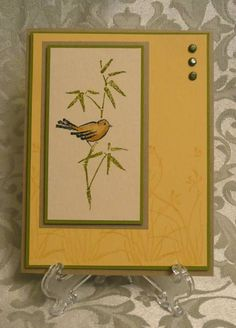 Simply asian artistry by lpratt - Cards and Paper Crafts at Splitcoaststampers