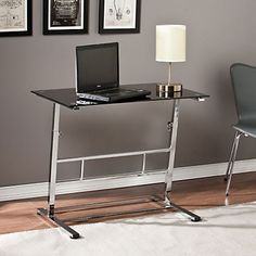 Baden Adjustable Height Writing Desk