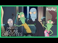 (476) Solar Opposites - Trailer (Official) • A Hulu Original - YouTube Sean Giambrone, Watch Rick And Morty, Terry Thomas, Liam Cunningham, Ricky And Morty, Great Comedies, Justin Roiland, Catherine The Great, Web Series