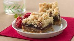 Apple Streusel Cheesecake Bars Recipe - BettyCrocker.com