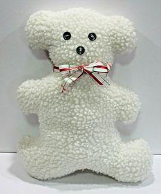 Vintage Chenille Teddy Bear Button Eye Nose Nubby #Unbranded Button Eyes, Hello Kitty, Plush, Teddy Bear, Cute, Ebay, Vintage, Kawaii, Teddy Bears