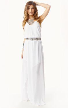 kendall maxi dress by SHOW ME YOUR MUMU #planetblue Boho Outfits, Fashion Outfits, Trendy Collection, Blue Bridesmaid Dresses, Fashion Stylist, Boho Dress, Spring Summer Fashion, Boho Chic, White Dress