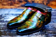 Le Noeud Papillon Of Sydney - For Lovers Of Bow Ties: A Quick Chat About Patina With Dandy Shoe Care's Alexander Nurulaeff