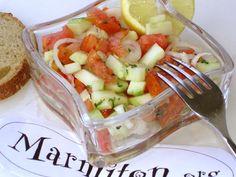 Recette de Salade de légumes paysanne