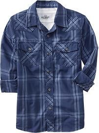 Boys Clothes: Shirts   Old Navy