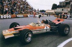 Graham Hill, Lotus-Ford T49B (GP Monaco, 1969)