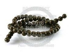Product Name: AgateBead63 Price$USD 4.99 Shape: Round Size: 6 mm