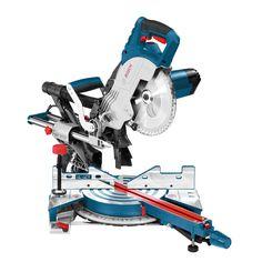 Bosch Mitre Saw 8'' (gcm8sjl2) & Leg Stand (gta2600) 240v