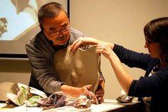 אקיאו טקמורי | Akio Takamori teaching?
