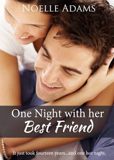 Review: One Night with her Best Friend by Noelle Adams