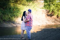 Brittney Owens Photography: Sandra and Jose's Engagement Session {Fort Smith AR Photographer}