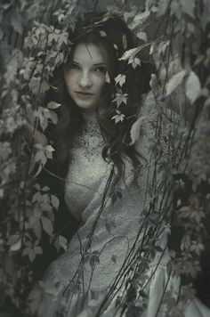 ❀ Flower Maiden Fantasy ❀ beautiful art & fashion photography of women and flowers - Luis F. Lopez Photographer