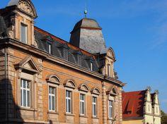 Post und Amtsgericht in Eschwege an der Werra