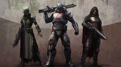 Destiny Game Classes
