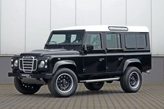 Land Rover Defender Startech Series 3.1 Sony Edition