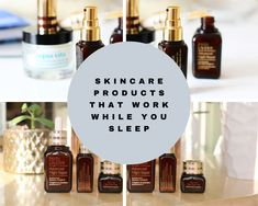 Skincare Products That Work While You Sleep Having a night time skincare routine is crucial for maintaining beautiful healt. Beauty Tips, Beauty Hacks, Skincare Routine, Beauty Skin, Skin Care, Products, Fashion, Moda, Beauty Tricks