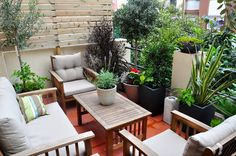 10 Fantastiche Terrazze Moderne a cui Ispirarsi | Pinterest ...