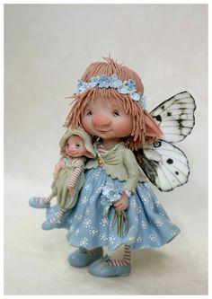 The cutest little fairy