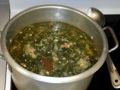 Traditional Portuguese Holy Ghost Soup Sopas Do Espírito Santo (Terce, ,