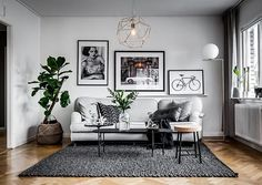 Home Interior Decoration Ideas Manly Living Room, Living Room Grey, Living Room Interior, Home Living Room, Living Room Designs, Living Room Decor, Bedroom Decor, Apartment Walls, Piece A Vivre
