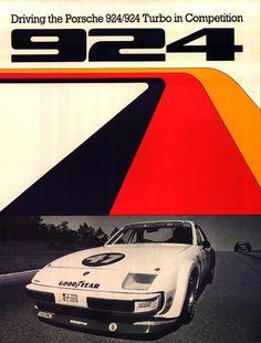 Porsche 924 adv