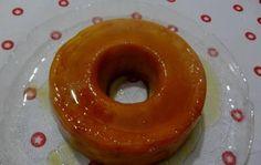 Ingredientes2 batatas doce cozidas3 ovos10 colheres de sopa de açúcar2 copos de leite (250 ml)2 colheres de sopa de farinha de trigo1 xícara de açúcar1/2 xícara de água ferventeModo de PreparoBater tudo no liquidificador, despejar na forma caramelada, assar por aproximadamente 1 horaDerreter o açúcar em fogo baixo e acrescentar a água aos poucosTempo de…