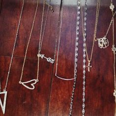 Everyday Necklaces #BLISS
