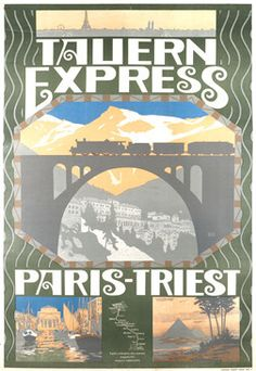 vintage travel posters Travel Ads, Bus Travel, Travel And Tourism, Train Travel, Travel Images, Train Posters, Railway Posters, Tourism Poster, Poster Ads