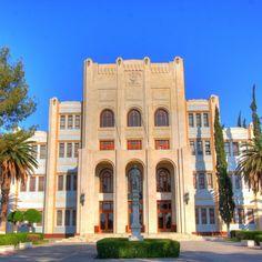 Ateneo Fuente de la Universidad Autónoma de Coahuila